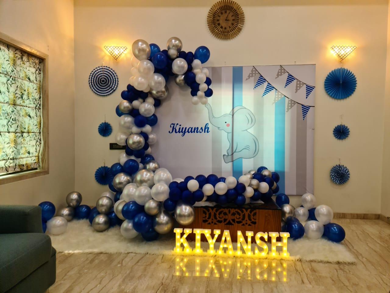 Babubhai Balloon Decoration