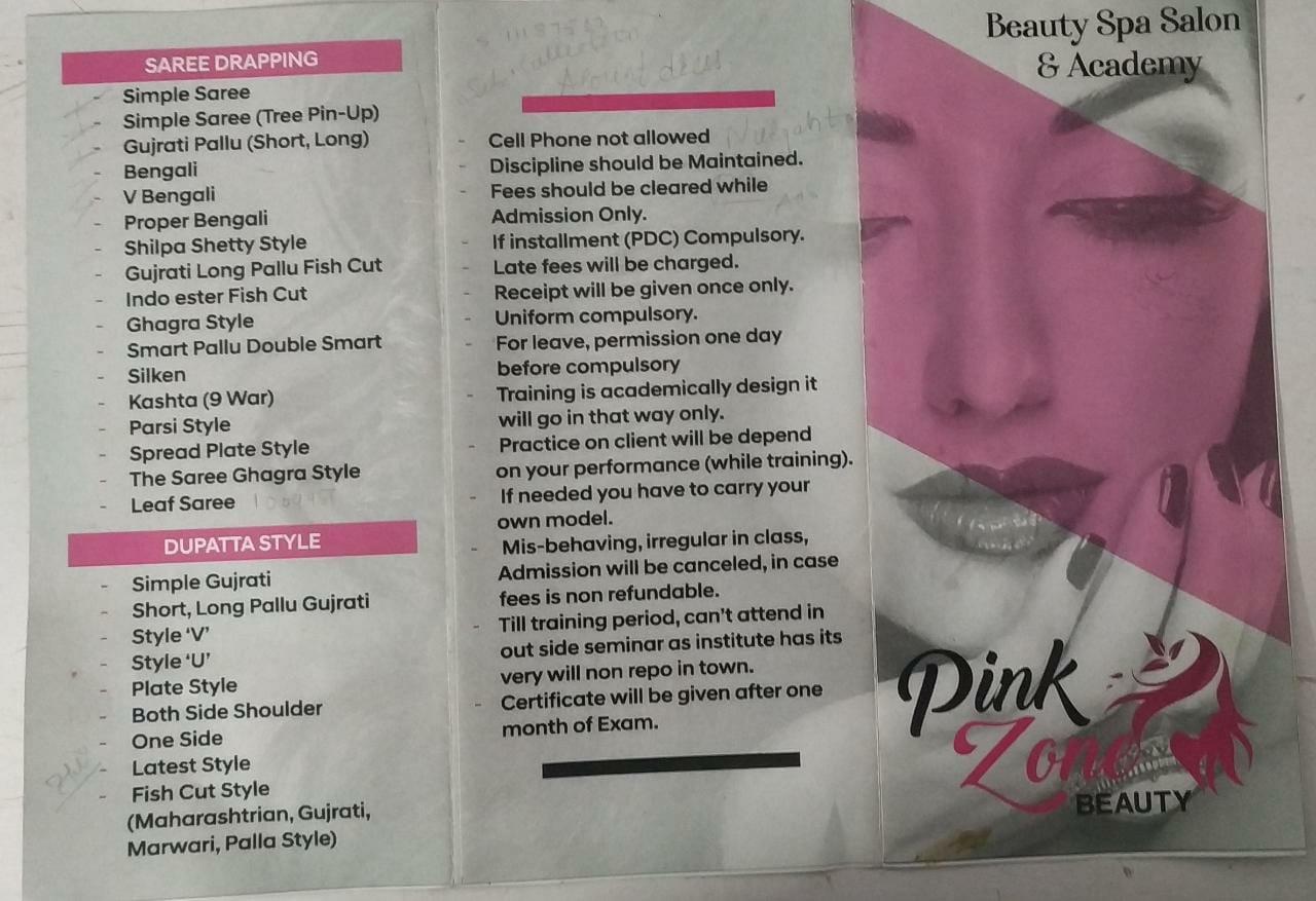 Pink Zone Beauty